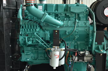 Cummins generator engine