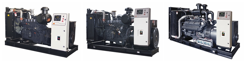 BA Power SDEC Series gensets