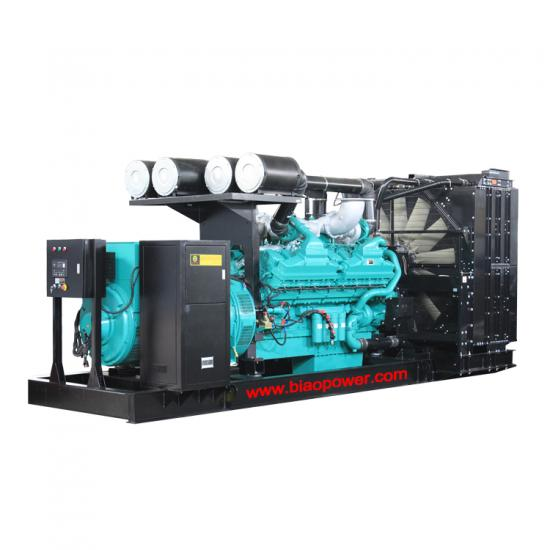 Big Power Cummins Genset 1000kw a 1200kw